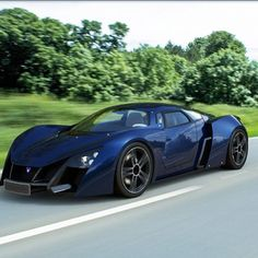 The Ultimate Badass Supercar: Marussia B2