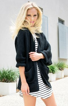 Flying Fox Cardi $85 http://bb.com.au/collections/new/products/flying-fox-cardi#