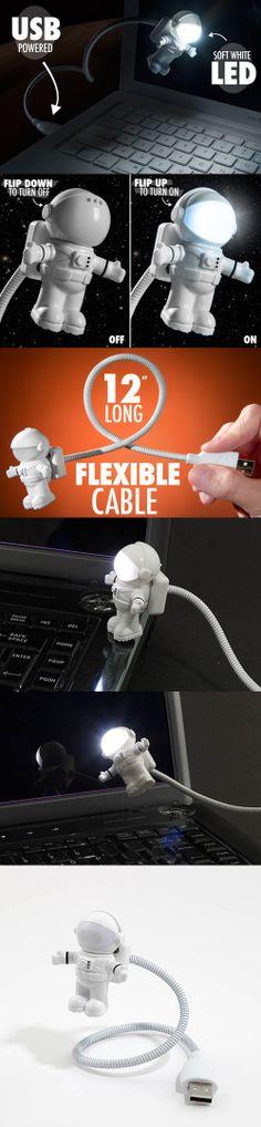 USB Spaceman Light http://www.usbgeek.com/products/usb-spaceman-light