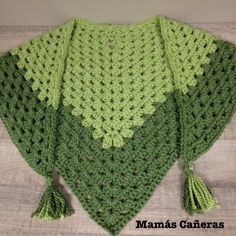Chal con lana Drops Andes a crochet Tapestry, Cotton, Fashion, Knits, Shawl, Weaving, Lets Go, Crocheting, Dots
