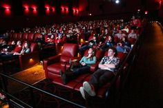 Luxe life: A sampling of the mounting amenities movie-theater chains hope will lure back customers - The Boston Globe