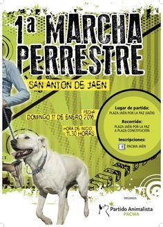 """La primera marcha """"perrestre"""" San Antón se celebrará el próximo 17 de enero"""