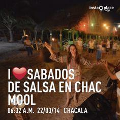 « chacmool restaurante en la playa de chacala» dancing to a live salsa band on the beach. Riviera Nayarit