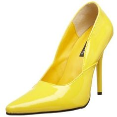 Pleaser Womens Milan 1 Pump,