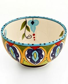 Espana Bocca Fruit Bowl - Serveware - Dining & Entertaining - Macy's