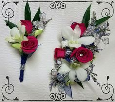 2017 Prom flowers, exclusive by Penny's Florist Shop.