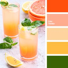 Free collection of color palettes ideas for all the occasions: decorate your house, flat, bedroom, kitchen, living room and even wedding with our color ideas. Orange Color Palettes, Red Colour Palette, Color Palate, Colour Schemes, Color Combos, Red Color, Design Seeds, Warm Colors, Colours