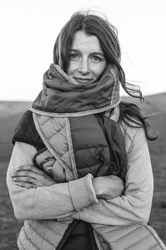 This project is part of Patagonia's newest initiative, Truth to Materials. The goal is for every product to reflect sustainability from the beginning of life as a raw material, through design, manufacturing, active life, and end-of-life processes. Learn more about Cradle-to-Cradle design, watch their beautiful video, and get the Reclaimed Down Scarf on our Journal.
