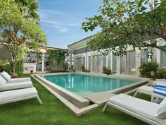 %%% 9 BED VILLA BIG POOL CENTRAL SEMINYAK LUXURY! - Seminyak vacation rentals