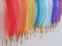 Buy 3 Get 1 Free  Bright Organza Shoelaces & by LostInLaceBoutique, $18.00