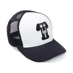 Triumph Kerosene Trucker Hat - Black / New Bone Triumph Motorcycle Clothing, Motorcycle Outfit, Triumph Motorcycles, Bones, Biker Jackets, Free Uk, Hats, Classic, Leather