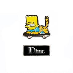 Dime pins pack