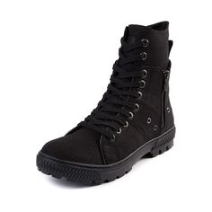Mens Levis Sahara CT Boot, Black | Journeys Shoes: Definitely interested in these boots-nice design.