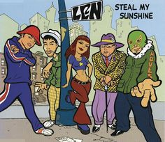 Len - Steal My Sunshine - YouTube