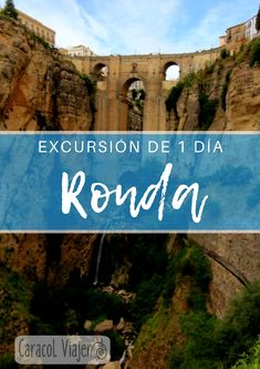 Ronda Malaga, Malaga Spain, Vacation Destinations, Travel Luggage, Mount Rushmore, How To Memorize Things, Places To Visit, Europe, Explore