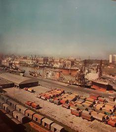 Puerto Nuevo. 1970. Paris Skyline, Bs As, Travel, The Neighborhood, Black And White, Cities, Fotografia, Antigua, Pictures
