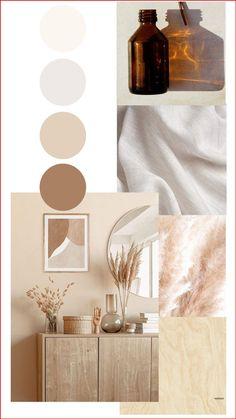 Room Ideas Bedroom, Diy Bedroom Decor, Home Decor, Wall Decor, My New Room, Colour Schemes, Interior Design Living Room, Mood Board Interior, Interior Design Boards