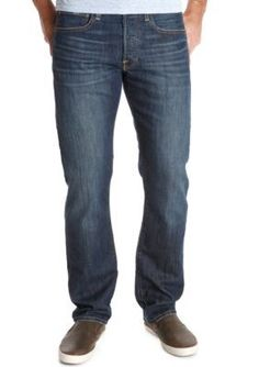 d774f1a6357 Lucky Brand 121 Heritage Slim Fit Jeans