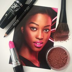 You can never go wrong with a bright pink lip! #AvonMakeup