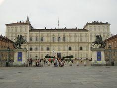 Palazzo Reale, Piazza Castello, Torino