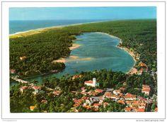 Hossegor --- (Landes) le lac marin