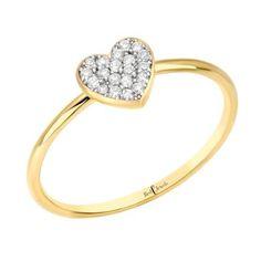 Tiny heart ring :)
