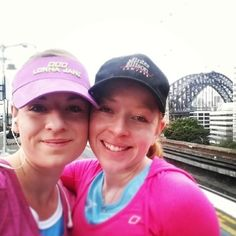 Shout out to all our Sporty Sisters repping their LJ at this morning's #City2Surf in Sydney.