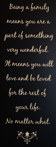 blessed with amazing family quotes - Google Search