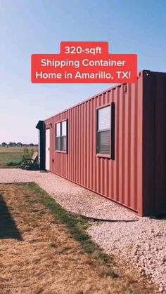 Tiny Container House, Storage Container Homes, Building A Container Home, Container Buildings, Cargo Container Homes, Contener House, Tiny House Cabin, Tiny House Living, Living Room