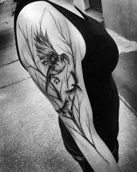 Bilderesultat for Sketch Style Tattoo Design