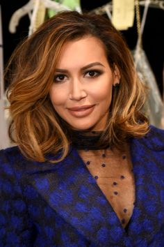The lob is one tour de force cut that looks universally flattering on all hair types. From Beyonce to January Jones, get inspired by the chicest lob hairstyles of the year! Long Bob Haircuts, Medium Bob Hairstyles, Side Hairstyles, Straight Hairstyles, Lob Haircut, Lob Hairstyle, Hairstyle Ideas, Haircut 2017, Naya Rivera