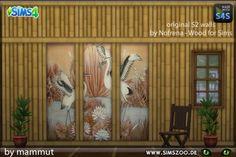 Blackys Sims 4 Zoo: No brakes Tuscany walls 1 by mammut • Sims 4 Downloads