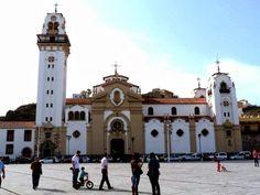 Candelaria- Tenerife beautiful church worth a visit etenerifeholidays.co.uk