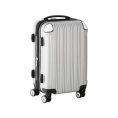 """Beauty and strength in the perfect carry-on size! Our 21"""" Sojourn 8-Wheeled Luggage features a tough, polycarbonate and ABS shell that looks great while handling the rigors of travel with ease."""