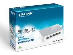 دیجیک | سوییچ شبکه 5 پورت تی پی لینک مدل TL-SF1005D | TP-LINK