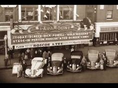 Paramount Theatre- Interesting Quick Video History of the Paramount Theater in Downtown St. Cloud, MN
