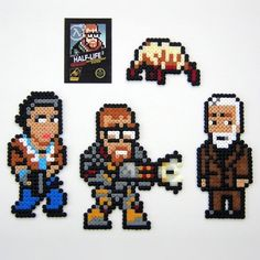 Half-Life 2 - 8-bit Retroactive - NES style Magnets