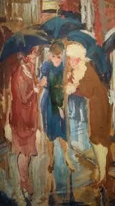 George Martens (1894 -1979) -Bij de tentoonstelling 'Groningsche Kunstenaars en Amateurs' in Pictura in maart 1918 werden de inzendingen van Altink, Dijkstra, George Martens en Wiegers niet toegelaten. Dit vormde de directe aanleiding voor de oprichting van 'een kunstkring onder Groninger artisten'. George Martens en Alida Pott behoorden tot de initiatiefnemers. Op 14 juni 1918 werden de statuten goedgekeurd van de 'Groninger Kunstkring De Ploeg'.