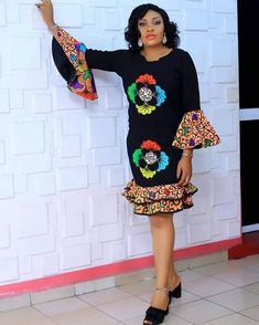 This gorgeous dress is suitable for every occasion. Its made with African Ankara. All items are made from very high quality 100% cotton african print and this item is not an exception. If you would rather prefer a custom size, please leave your bust, waist, hips and dress length measurements in the