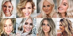 We heard your calls for a wider range of blonde colors, and we are now very excited to announce the newest of our handcrafted blonde hair colors! Blonde Lob, Blonde Waves, Warm Blonde, Blonde Hair Inspiration, Natural Hair Inspiration, Color Inspiration, 90s Hairstyles, Hairdos, Hair Doctor