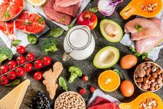 Healthy food is often considered bad, even though many types of healthy foods that taste delicious, are often forgotten. Most Nutritious Foods, Healthy Foods To Eat, Healthy Fats, Healthy Eating, Healthy Recipes, Balanced Meals, Healthy Food Choices, Group Meals, Carne