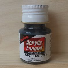 Pactra ACRYLIC PAINT - Panzer Schwarzgrau (A107) for model-making and craft. by AllScalesModels on Etsy Copper, Diorama, Unique Jewelry, Handmade Gifts, Model, How To Make, Crafts, Painting, Etsy