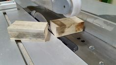Making of wine holder - first step