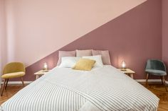 Parete Bordeaux Camera Da Letto : Fantastiche immagini su pareti bordeaux bed room home decor