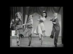 Jivin' Jacks and Jills with Donald O'Connor and Peggy Ryan