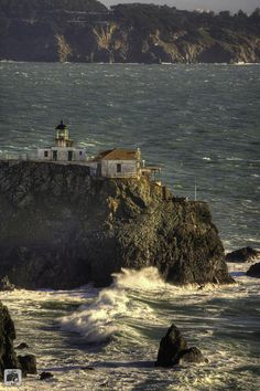 Point Bonita Light house by Tushar Surve on 500px