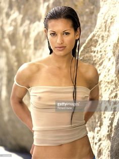 Malia Jones, May 1, 2002