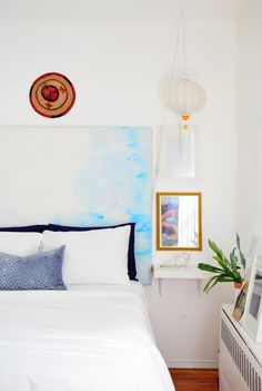 An Eclectic Modern Mini 288 Square Foot Brooklyn Studio