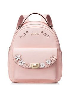 Casual Small Zipper Backpack