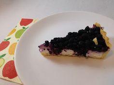Krysy v Kuchyni: Bezlepkový borůvkový koláč